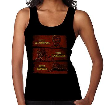 The Infected The Walking And The Biting Dead Women's Vest
