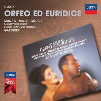 C.W. Von Gluck - Gluck: Orfeo Ed Euridice [CD] USA import