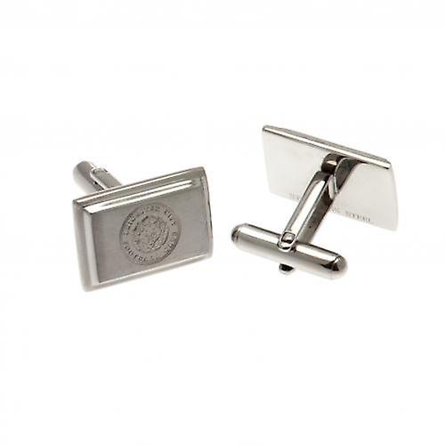 Leicester City Stainless Steel Cufflinks