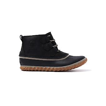 Women's Out N About Boots - Black