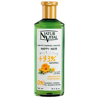 Naturaleza y Vida Happy Hair Hidratacion 0% Champú 300 ml