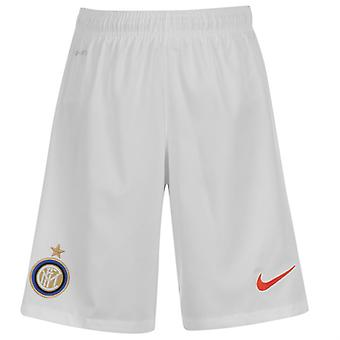 2014-2015 inter Milan Away Nike Fußballshorts (Kids)