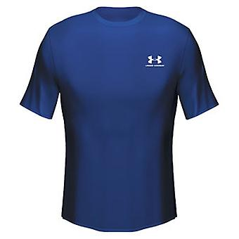 UNDER ARMOUR loose gear full tee youth [navy]
