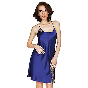 Mio Lounge Singapore Purple Satin Chemise 141598P