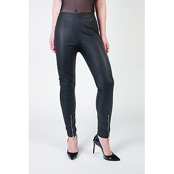 Pinko Trousers Women Black