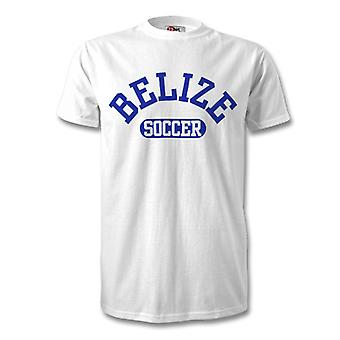 T-Shirt football Belize