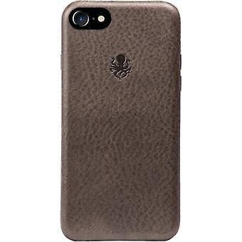 Nodus Shell iPhone 7/8 Plus Case and Micro Dock - Taupe Grey