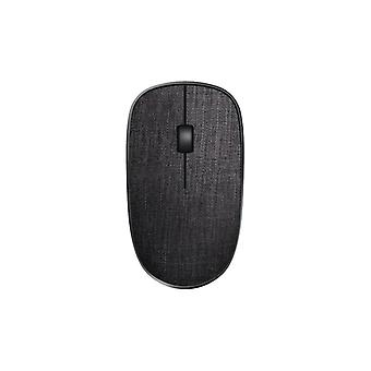 Rapoo 3510Plus Fabric 2, 4 g Wireless Optical mouse, Black