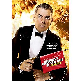 Johnny English Reborn Movie Poster (11 x 17)