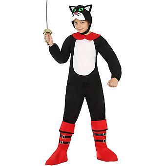 Dierlijke kostuums Puss in Boots kostuum