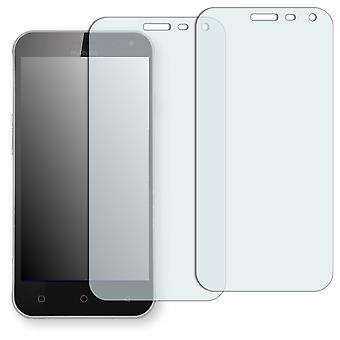 myPhone fun display protector - Golebo crystal clear protection film