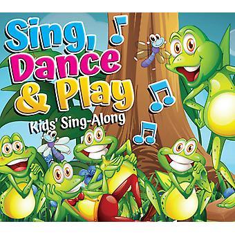 Forskellige kunstner - synge; Dance & Play - Kids synge langs [CD] USA import