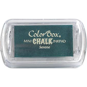 ColorBox Chalk Mini Ink Pad-Serene CB712-69