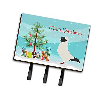 Carolines Treasures  BB9319TH68 Nun Pigeon Christmas Leash or Key Holder