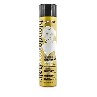 Sexy Hair Concepts Blonde Sexy Hair Sulfate-Free Bombshell Blonde Conditioner (Daily Color Preserving) - 300ml/10.1oz