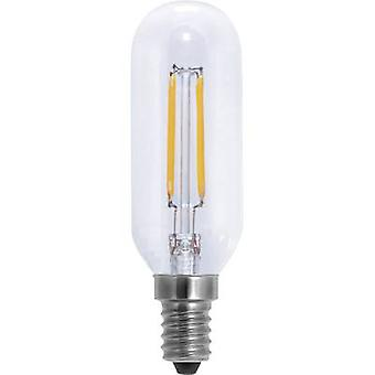 Segula LED E14 Rod 4 W = 30 W Warm white (Ø x L) 32 mm x 105 mm EEC: A+ Filament, dimmable 1 pc(s)