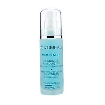 Gatineau Aquamemory vocht aanvullen concentraat - gedehydrateerde huid - 30ml / 1oz
