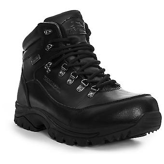 Trespass Boys Bergenz Waterproof Breathable Walking Boots
