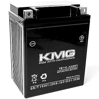 KMG 12 Volts 14Ah Replacement Battery for Yard Man, Inc. Beetle 0-2011