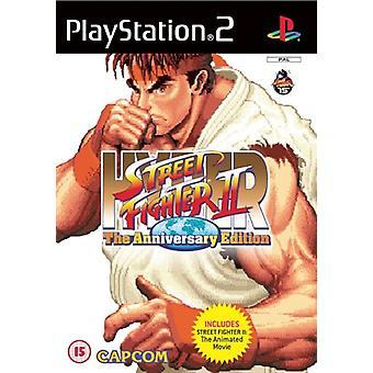 Hyper Street Fighter II - de Anniversary Edition