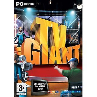 TV Giant (PC CD)