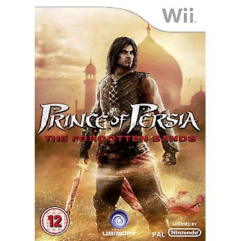 Prince of Persia The Forgotten Sands (Wii) - Factory Sealed