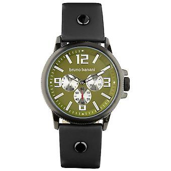 Bruno Banani multi function watch of Trenos analog BR30032