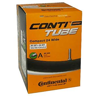 Continental bicycle tube Conti TUBE compact 24 wide