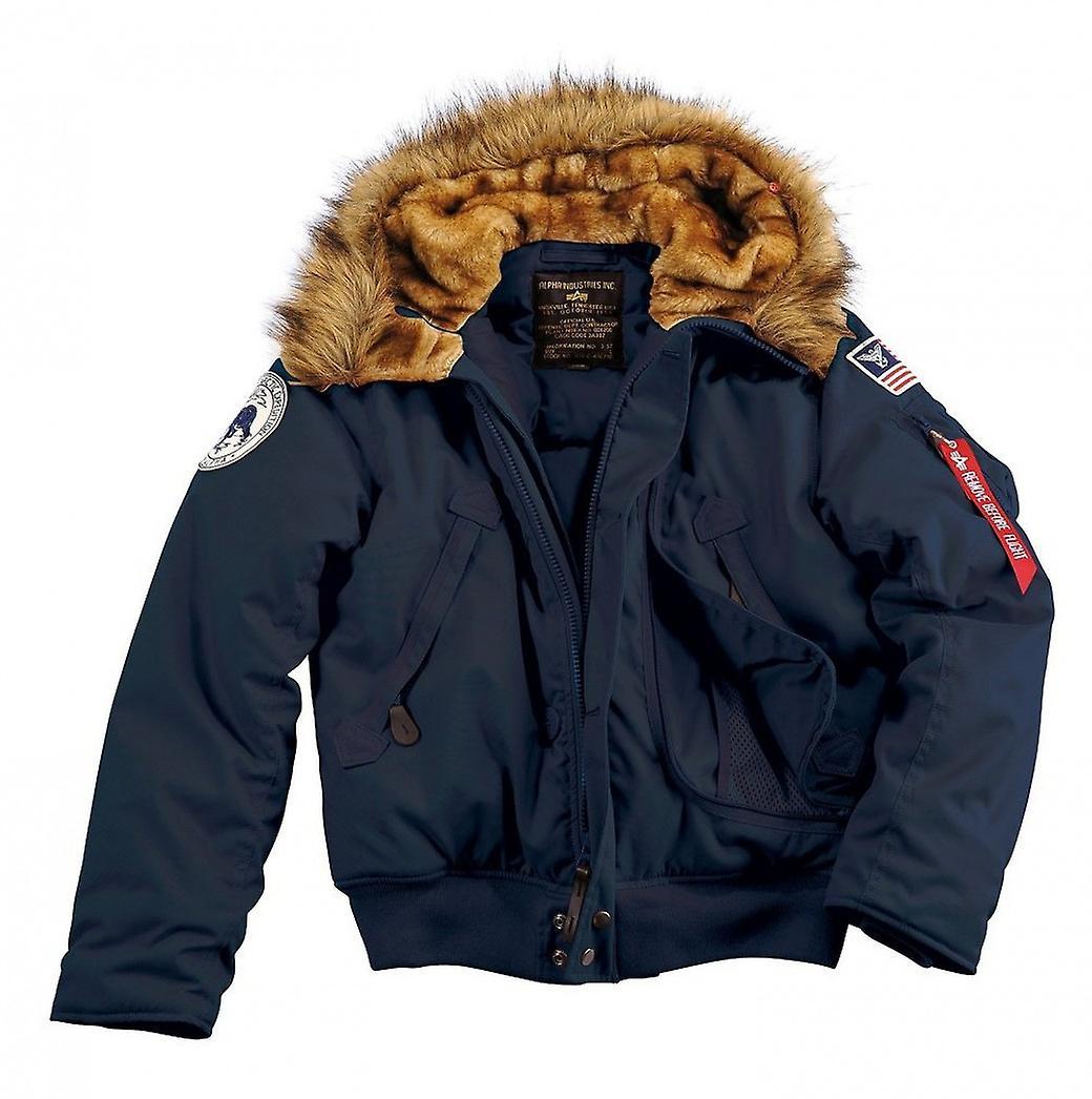 Alpha industries jacket polar SV