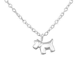 Hund - 925 Sterling Silver Halsband