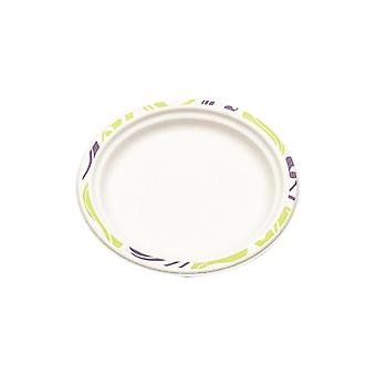 Plate Chinet flat Flavour 24 cm 50/FP