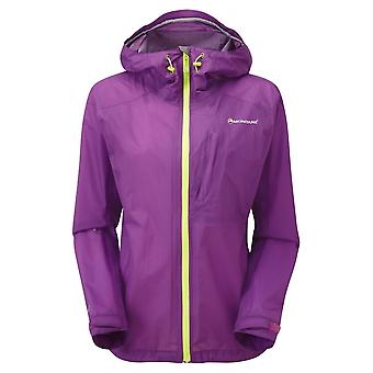 Montane Womens Minimus Jackets Waterproof and Highly Breathable Fabric