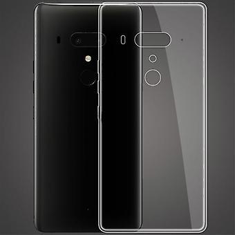 Per HTC U12 plus Silikoncase coperchio trasparente ultra sottile custodia nuovo