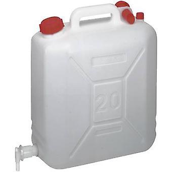 Wodę de toque LaPlaya 869500 Kanister at 20 l 20 l de água