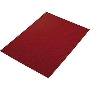 Conrad Components 1226950 Tape RT/A4 Red (L x W) 300 mm x 210 mm 1 sheet