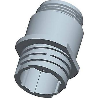 TE Connectivity 206705-4 Bullet connector Plug, mount Series (connectors): CPC Total number of pins: 9 1 pc(s)