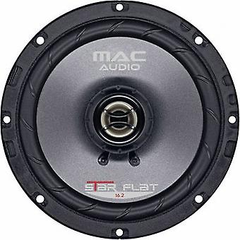 Mac Audio STAR FLAT 16.2 2 way coaxial flush mount speaker kit 280 W