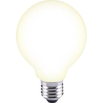 Sygonix LED E27 Globe 12 W = 88 W Warm white (Ø x L) 80 mm x 115 mm EEC: A++ Filament 1 pc(s)