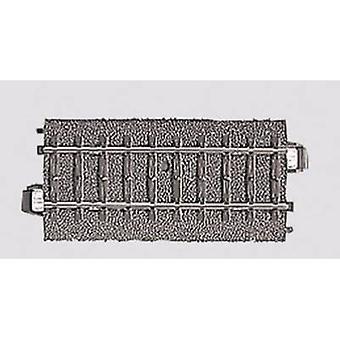 H0 Märklin C (incl. track bed) 24077 Straight track 77.5 mm