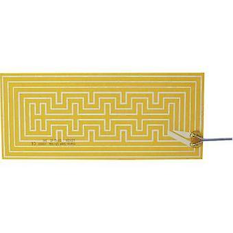 Polyester Heating foil self-adhesive 12 Vdc, 12 V AC 36 W