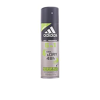 Adidas Cool And Dry 6 En 1 Deo Vapo 200ml Womens New Sealed Boxed