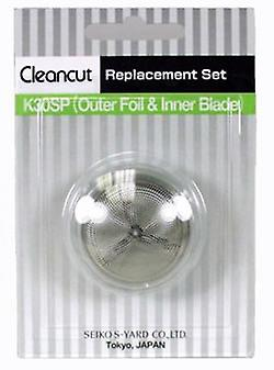 Ultimate Area Shaver Replacement Foil + Blade Kit