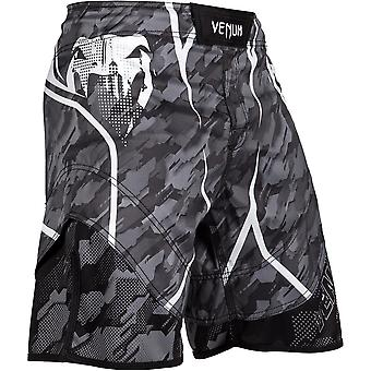 Venum Tecmo Lightweight MMA Fight Shorts - Dark Gray