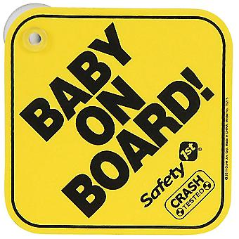 Safety 1st Baby an Bord melden