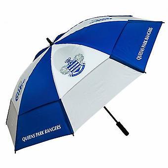 Queens Park Rangers Golf parasol podwójny baldachim
