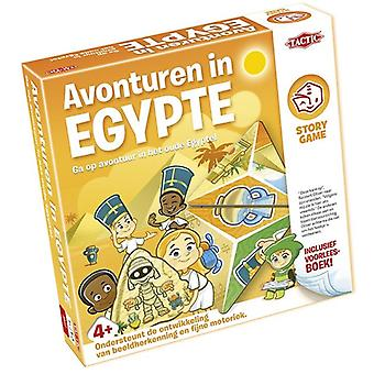 Tactic Story Game - Expeditie in Egypte