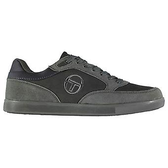 Sergio Tacchini Mens Palace Trainers Low Lace Up Padded Ankle Collar