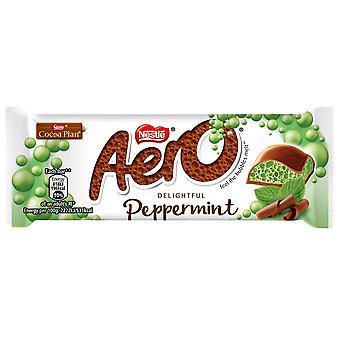 Nestle Aero Peppermint Chocolate Bars