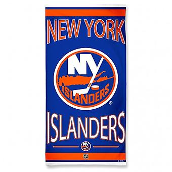 Wincraft NHL New York Islanders beach towel 150x75cm