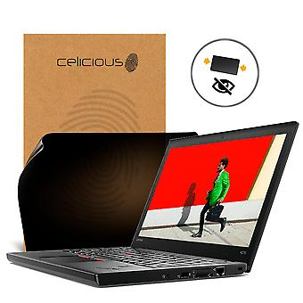 Celicious Privacy 2-Way Anti-Spy Filter Screen Protector Film Compatible with Lenovo ThinkPad A275 (Non-Touch)